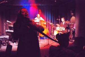 Konzert im Theater Carambolage/Bozen